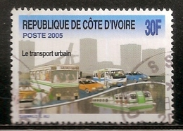 COTE D IVOIRE OBLITERE - Costa D'Avorio (1960-...)