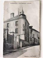 Oude Postkaart Dd 22.9.1916  Les Enfants De L'Yser Jongensschool Kolonie Villa Béthanie Maurice De Corte - Montsoult