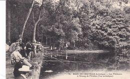 Bois De Chaville Les Pecheurs à L'étang De L'Ursine (vue Artistique) - Chaville