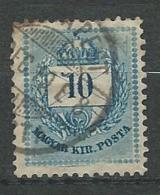 HONGRIE 1874 - N° 16 -  / OBLITERE /  LIVRAISON VOIR DETAIL ANNONCE - Lotes & Colecciones