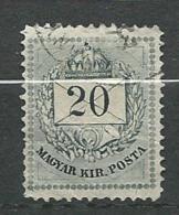 HONGRIE 1898 - N° 31 A -  / OBLITERE / Y&T  LIVRAISON VOIR DETAIL ANNONCE - Lotes & Colecciones