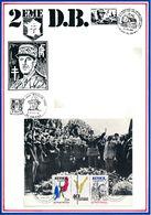 FRANCE - CARTE DE GAULLE OBLI  40E ANNIV VICTOIRE RETOUR A LA PAIX RETOUR A LA LIBERTE 8.05.85 PARIS - De Gaulle (Général)
