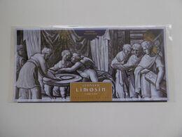 FRANCE 2015  BS108   * *    BLOC  LEONARD LIMOSIN  SOUS BLISTER D ORIGINE - Souvenir Blocks
