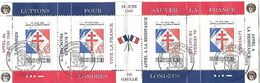 TIMBRE FRANCE OBLITERE 1990 - Carnet De Timbres Poste - Appel Du 18 Juin 1940. - Other