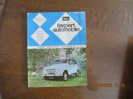 RENAULT 4 ET SES DERIVES L'EXPERT AUTOMOBILE ETUDE TECHNIQUE AUTOMOBILE N°51 DE JANVIER 1970 - Auto