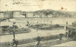 San Sebastian - Vista Desde El Gran Casino - Guipúzcoa (San Sebastián)
