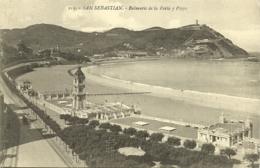 San Sebastian - Balneario De La Perla Y Playa - Guipúzcoa (San Sebastián)