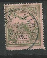 HONGRIE 1913 - N° 102 / Y & T OBLITERE /  LIVRAISON VOIR DETAIL ANNONCE - Lotes & Colecciones