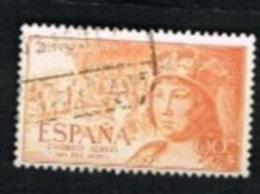 SPAGNA (SPAIN)  -  SG 1180  - 1952 STAMP DAY: KING FERDINAND   - USED - 1951-60 Usati