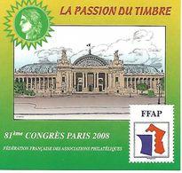 TIMBRE FRANCE NEUF 2008 - FFAP - N°2 YT. - FFAP