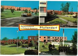 CP PFULLENDORF - Generaloberst V. Fritsch-Kaserne - Tuebingen