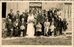 FRANCE - Carte Postale Photo - Mariage En 1941 - L 67780 - Te Identificeren