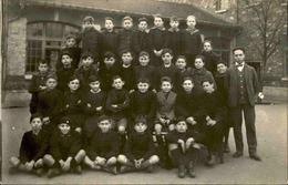 FRANCE - Carte Postale Photo - Écoliers En 1916 - L 67783 - Te Identificeren