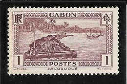 GABON N°125 * TB SANS DEFAUTS - Nuovi