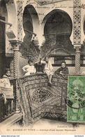 ALGERIE  SCENES ET TYPES  Intérieur D'une Maison Mauresque  ..... ( Ref FF1684 ) - Algérie