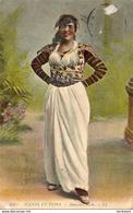 ALGERIE  SCENES ET TYPES  Danseuse Arabe  ..... ( Ref FF1616 ) - Algérie
