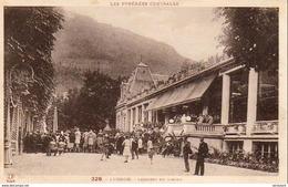 D31  LUCHON  Terrasse Du Casino  ..... ( Ref FF798 ) - Luchon