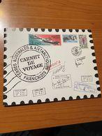TAAF- CARNET DE VOYAGE 1999- (port Offert ) - Covers & Documents
