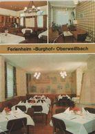 Oberweissbach - Ferienheim Burghof - Ca. 1985 - Oberweissbach