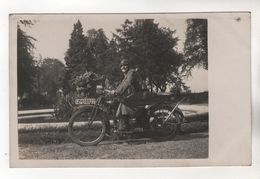 6005, FOTO-AK,  Motorrad, Oldtimer, NSU - Motorfietsen