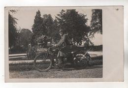 6005, FOTO-AK,  Motorrad, Oldtimer, NSU - Motorbikes