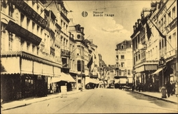 Cp Namur Wallonien, Rue De L'Arge, Geschäfte, Bazar St. Jean - Belgium