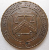Jeton / Token  United States Assay Office New York N Y . Department Of Treasury - Other