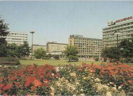 Karl-Marx-Stadt, Chemnitz - Strasse Der Nationen - 1990 - Chemnitz