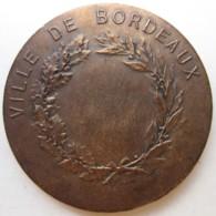 Médaille Ville De Bordeaux, République Francaise , Gravée Par Dubois - Other