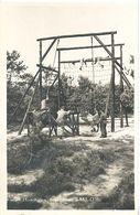 Hooghalen, Stormbaan S.M.L.O.    ( = School Voor Militaire Lichamelijke Opvoeding ) - Niederlande