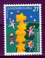 Luxemburg  Europa Cept 2000 Postfris M.n.h. - 2000