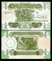 IRAQ 1/4 DINAR  1993 UNC - Iraq