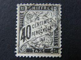Lot Timbres Tax No 19 - 1859-1955 Usados