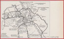 La Bataille De Verdun. 21 Févr-3 Sept 1916. Première Guerre Mondiale. Larousse 1960. - Historical Documents