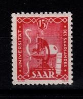 Sarre YV 252 N** Université Cote 8 Euros - 1947-56 Occupation Alliée