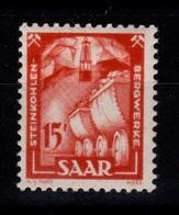 Sarre YV 260 N** Cote 12 Euros - 1947-56 Occupation Alliée