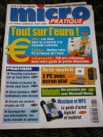 MICRO PRATIQUE N°62 / 11-2001 - Boeken, Tijdschriften, Stripverhalen