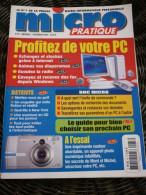 MICRO PRATIQUE N°87 / 12-2003 - Boeken, Tijdschriften, Stripverhalen
