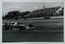 1978 GP  (Gran Premio De Argentina) -  Carlos Alberto Reutemann   FERRARI  312 T2    (Reproduction) - Grand Prix / F1