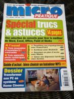 MICRO PRATIQUE N°83 / 08-2003 - Boeken, Tijdschriften, Stripverhalen