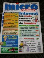 MICRO PRATIQUE N°42 / 03-2000 - Boeken, Tijdschriften, Stripverhalen