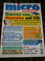 MICRO PRATIQUE N°44 / 05-2000 - Boeken, Tijdschriften, Stripverhalen