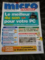 MICRO PRATIQUE N°47 / 08-2000 - Boeken, Tijdschriften, Stripverhalen