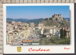 108306GF/ CARDONA, Vista Parcial Castell - Barcelona