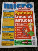 MICRO PRATIQUE N°48 / 09-2000 - Boeken, Tijdschriften, Stripverhalen