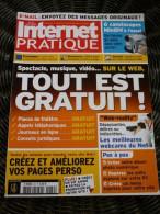 INTERNET PRATIQUE N°39 / 01-2004 - Boeken, Tijdschriften, Stripverhalen