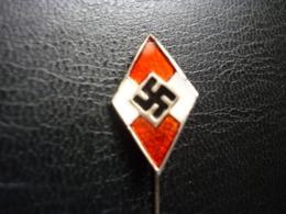 German Miniature Pin WW2 - 1939-45