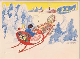 Dalarne - Aina Stenberg - & Illustration - Other Illustrators
