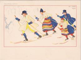 Dalarna Rattvik - Aina Stenberg - & Illustration - Other Illustrators