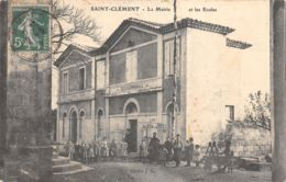 30-SAINT CLEMENT-N°2153-B/0091 - Otros Municipios